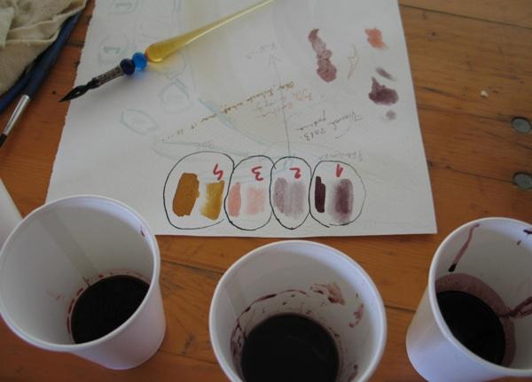 Sve nijanse, zapravo tek neke s 4. kutinskog vinorela (Snimila Božica Brkan / Oblizeki)