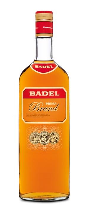 Europejiziran Badelov Brandy (Fotografija Badel 1862)