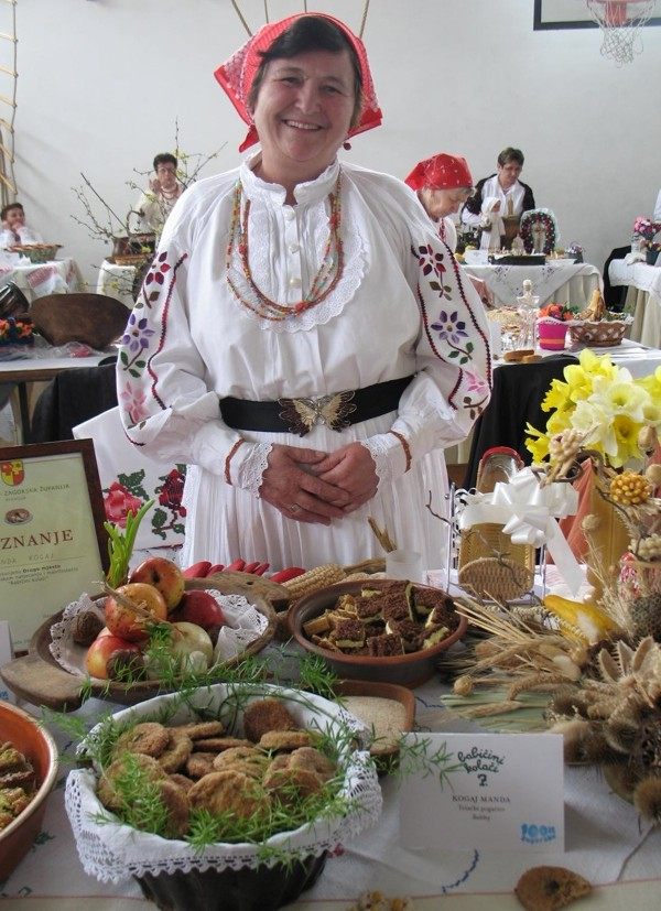 Šarmantna gospođa Manda već je pobježivala na Babičinim kolačima (Snimila Božica Brkan / Oblizeki)