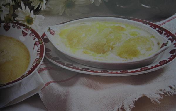 U juhi. u juhi, i zapečeni, desno,  tek dio priče o zagorskim specijalitetima (Iz knjige Hrvatska za stolom Biluš, Brkan, Ćorić i Rode)