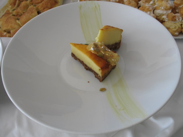 Pobjednički desert ih BlueSun Hotel Kaj (Snimila Božica Brkan / Oblizeki)