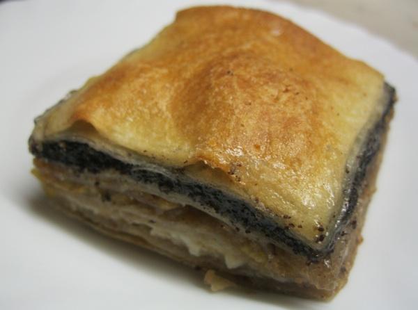 Međimurska pita kao pecivo iz Pekarnice Dinara (Snimio Miljenko Brezak / Oblizeki)