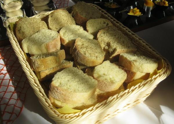 Dvije vrste kruha od buče ili s bučinim košticama Garfield i Hotel sport odnedavno su odlučilin nuditi cijele godine (Snimila Božica Brkan / Oblizeki)