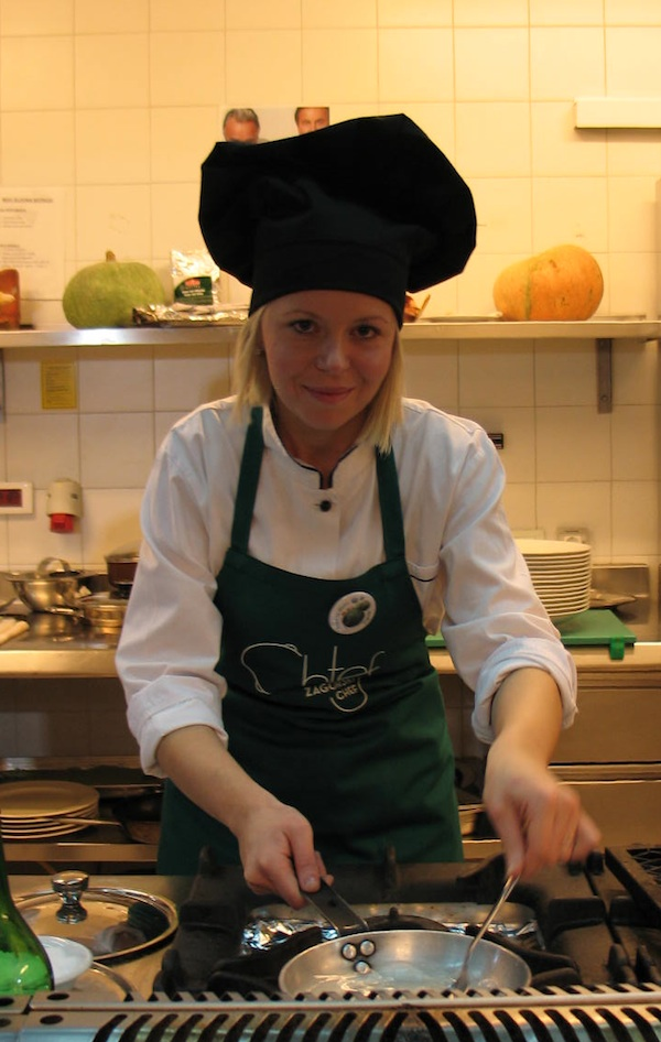 Među sedmoro chefova bile su samo dvije kuharice (Snimila Božica Brkan / Oblizeki)
