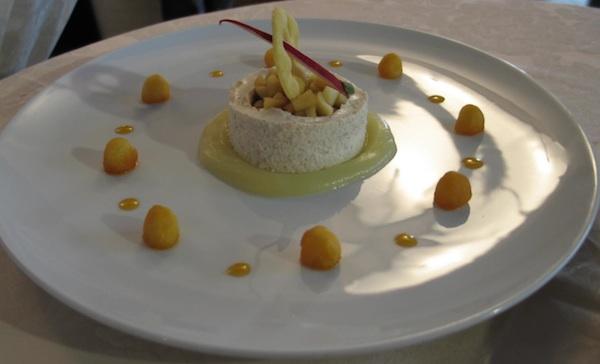 Elegantan desert trećeplasiranoga prema stručnom ocjenjivačkome sudu i prvoplasiranome prema glasovima publike (Snimila Božica Brkan / Oblizeki)