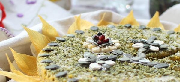 Torta od bučinih koštica nagrađena je drugom nagradom (Fotografija Krapinsko-zagorska županija)