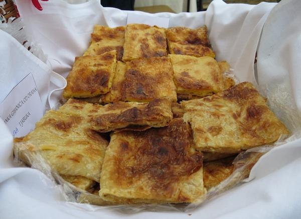 Tenka gibanica sa sirom i mljevenim orasima gospođe Ane iz Donje Stubice (Snimio Miljenko Brezak / Oblizeki)