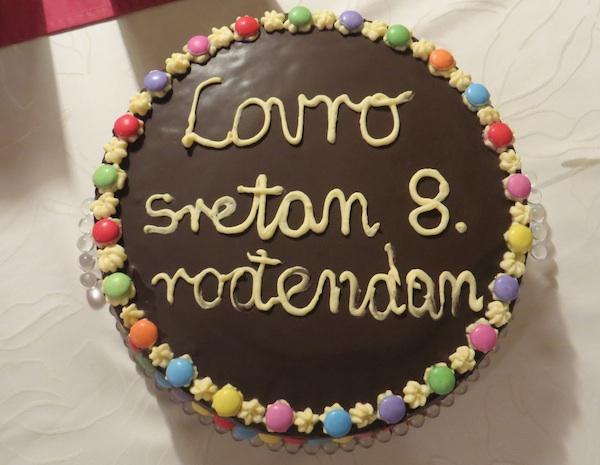 Još jedna varijanta Lovrine torte (Snimila Iva Komesar)