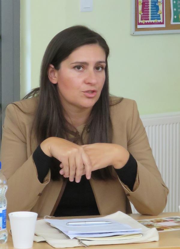 Dragana Milosavljević predstavila je vrlo korisna iskustva Biotechnicona i projekata na kojima njihovi stručnjaci radili (Snimio Miljenko Brezak / Oblizeki)