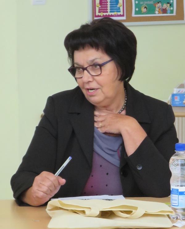 Marica Svetlečić predstavila je izuzetno vrijedna iskustva proizvođača bučina ulja (Snimio Miljenko Brezak / Oblizeki)