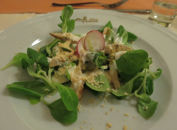 Osvježavajuća salata puna podravskih okusa (Snimila Božica Brkan / Oblizeki)