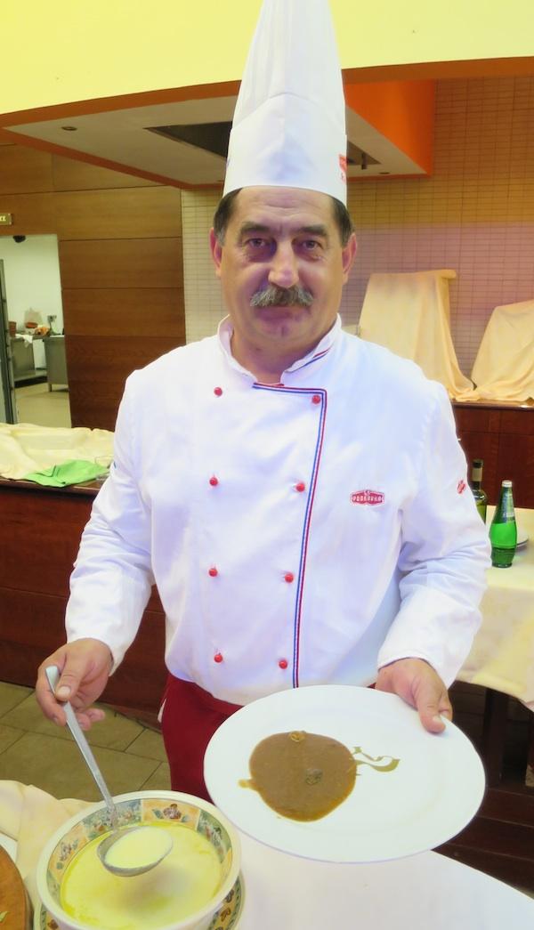 Chef vodio je svečanu večeru u hotelu Picok (Snimila Božica Brkan / Oblizeki)