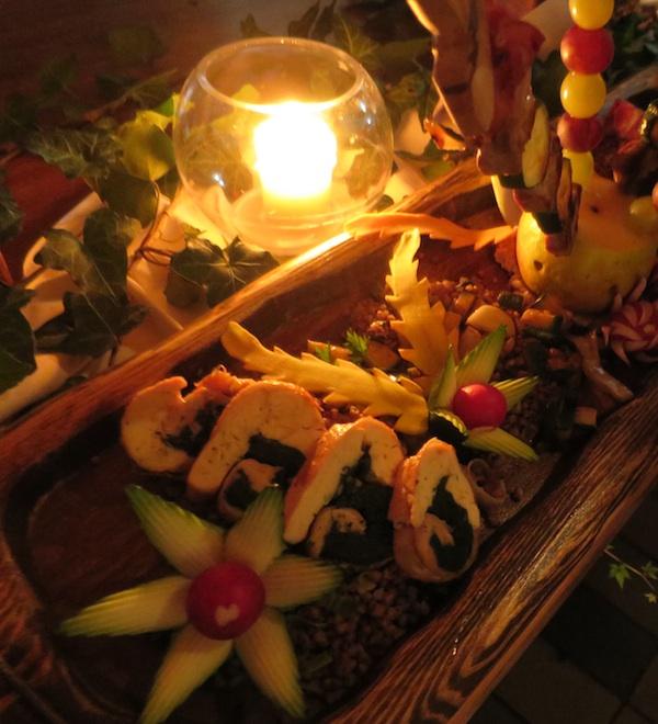 Samo dio glavnoga jela (Snimila Božica Brkan / Oblizeki)