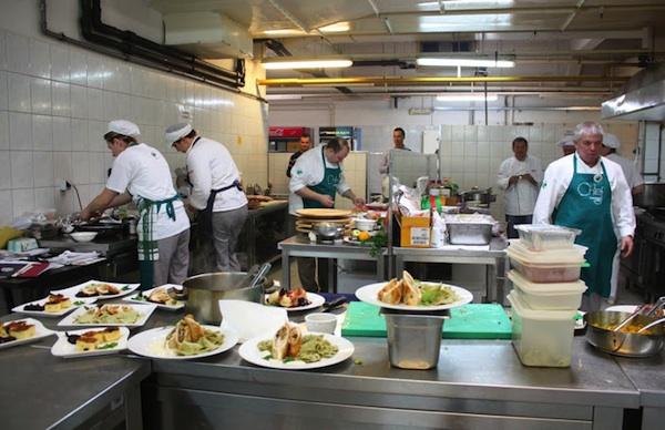 Pola sada prije ocjenjivanja u kuhinji (Snimila Mirela Behin / Krapinsko-zagorska županija)