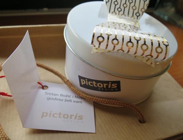 Limena kutijica s keksićima poslije može i praktično poslužiti za štogod drugo (Snimila Božica Brkan / Oblizeki)