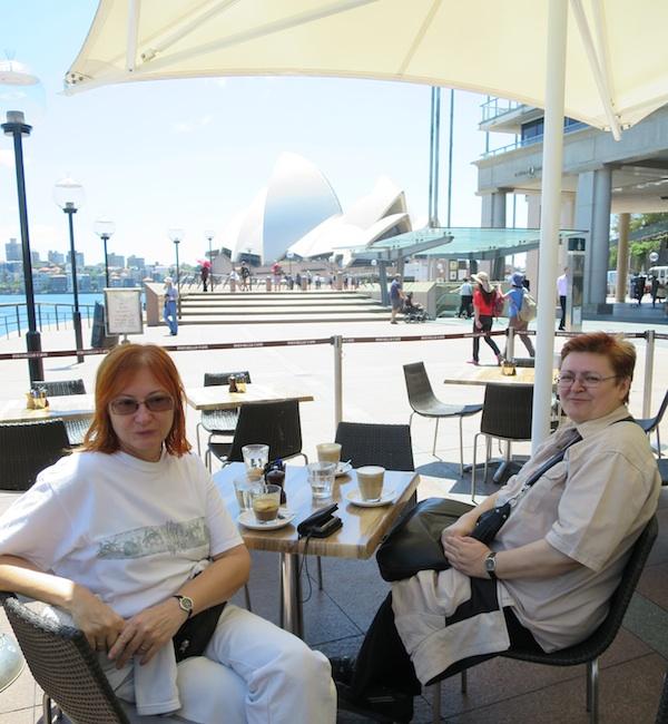 Umjetnost kakogod okreneš: sidnetski kafić Portobello, odlična kava i pogled na Operu (Fotografija Acumen/Oblizeki)
