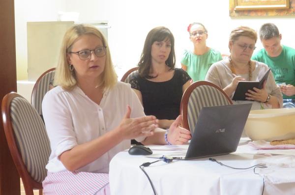 Martina Šimunković iz Ministarstva kulture (Snimio Miljenko brezak / Oblizeki)