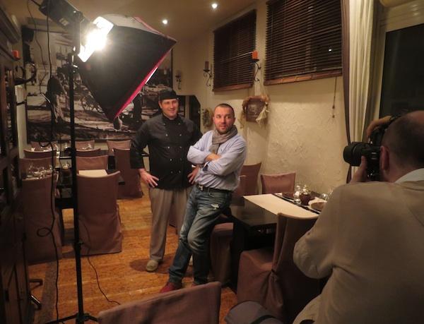 Chef i Vlasnik (Fotografija Miljenko Brezak / Oblizeki)