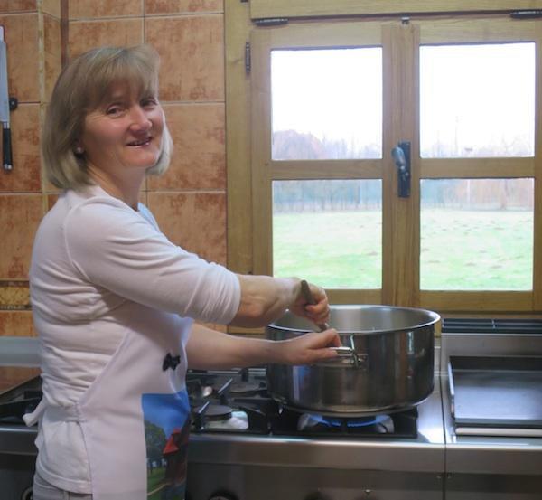Vedra kuharica (Fotografija Božica Brkan / Oblize
