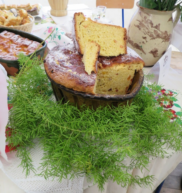 Svečan, s asparabusom (Fotografija Božica Brkan / Oblizeki)