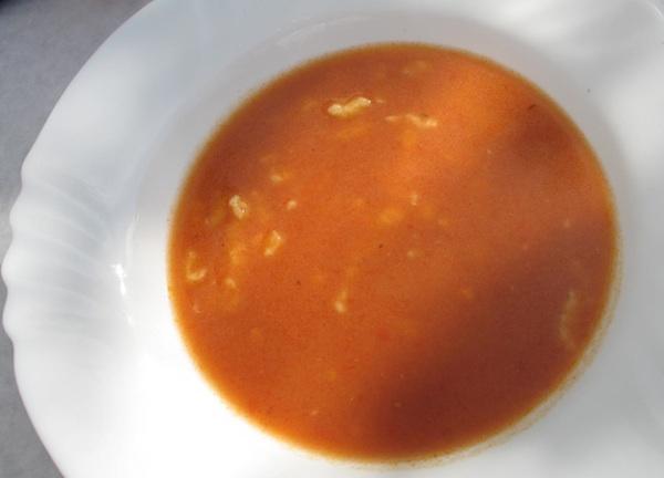 Iako smo se naisprobavali različitih rajčica, na kraju nam je i juha od rajčica bila vrlo osvježujuća (Fotografija Božica Brkan / Oblizeki)