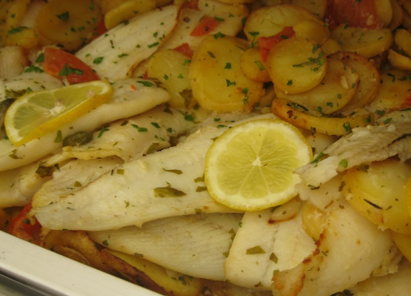 Raznovrsna fina riba također dio posta (Fotografija Miljenko Brezak / Oblizeki)