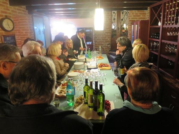 Uvod u objed degustacija (Fotografija Miljenko Brezak / Oblizeki)