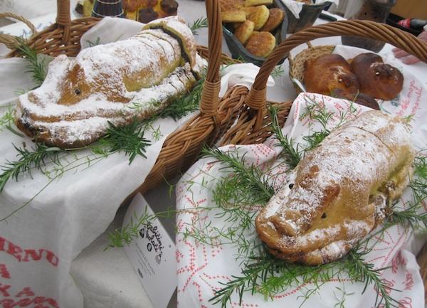 Prošle godine pobijedilo je na 9. Babičinim kolačima Gostovanjsko prase Nade Zgorelec iz Zagorskih Sela (Fotografija Miljenko Brezak / Oblizeki)