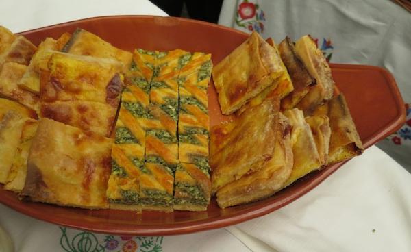 Lijepa kombinacija strepe krumperače i pite od kopriva (Fotografija Božica Brkan / Oblizeki)