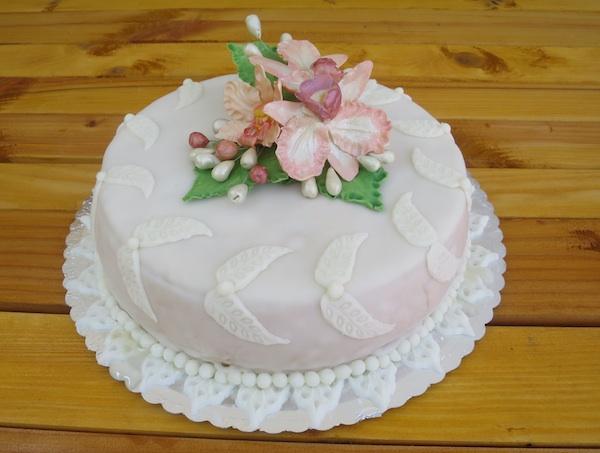 Donirana pa nije stigla na ocjenu torta Rozalije Kurjaković (Fotografija Božica Brkan / Oblizeki)