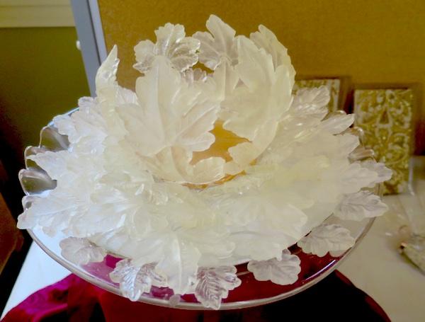 Kruna od vrućega šećera (Fotografija Miljenko Brezak / Oblizeki)