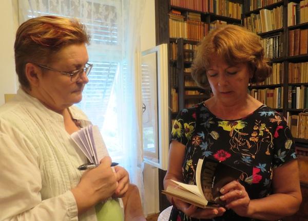 O čemu govoti ta knjiga Šenoinih? (Fotografija Miljenko Brezak / Oblizeki)