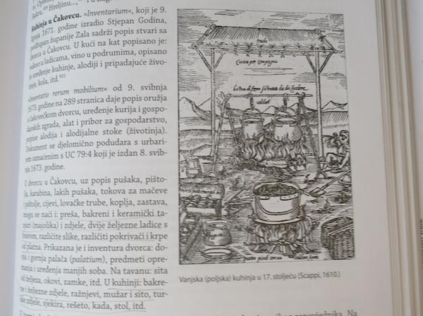 Ilustracija iz Vargine knjige: poljska komora