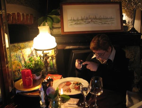 Prem mišljenju urednice Oblizeka u Maloj hiži sve je vrijedno da se ovjekovječi (Fotografija Miljenko brezak / Oblizeki)