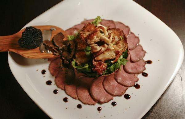 Moderna gurmanska kuhinja tartufe, crne ili bijele, ne može zaobići / Oblizeki