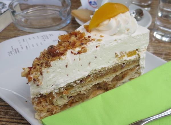 Kriška torte Frankopan, crikveničko ljeto 2016. (Fotografija Božica Brkan / Oblizeki)