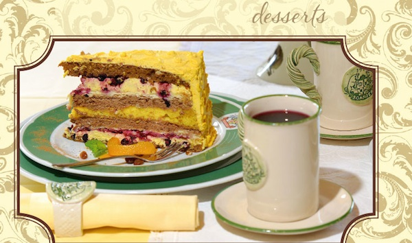 Iz kataloga, uz čaj, pjenušac, desertna vina...
