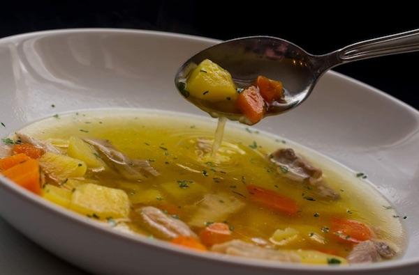 Odlična riblja juha (Fotografija privatni album)