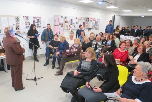 "Božica Brkan govori o prvoj ""ženskoj"" romskoj kuharici u Hrvatskoj (Fotografija Miljenko Brezak / Oblizeki)"