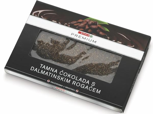 """Jedna od hrvatskih čokolada s rogačem na tržištu, iako i sam rogač često """"mijenja"""" čokoladu"""