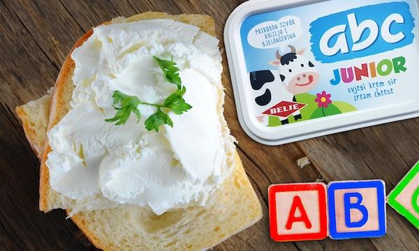 Dijete može i samo pripremiti doručak (Fotografija Belje)