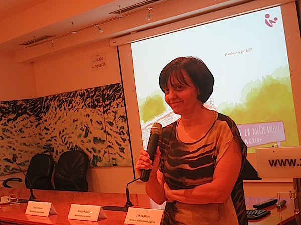 Dr. sc. Zrinjka (Fotografija Miljenko Brezak / Oblizeki)