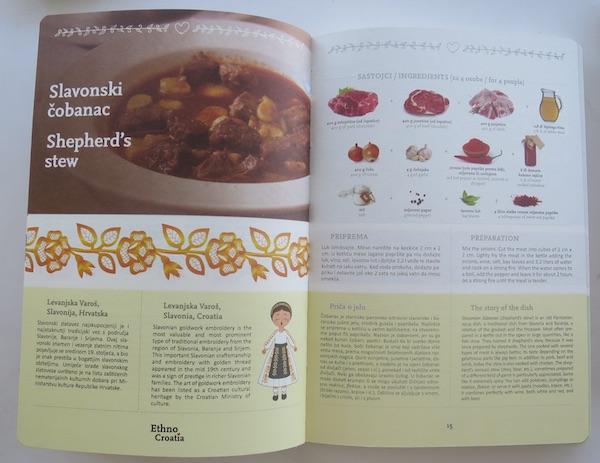 Jedna od duplerica iz kuharica s dobrim starim receptima: slavonski čobanac, zlatovec, receptura i priče koje stoje iza tog djelića hrvatske baštine