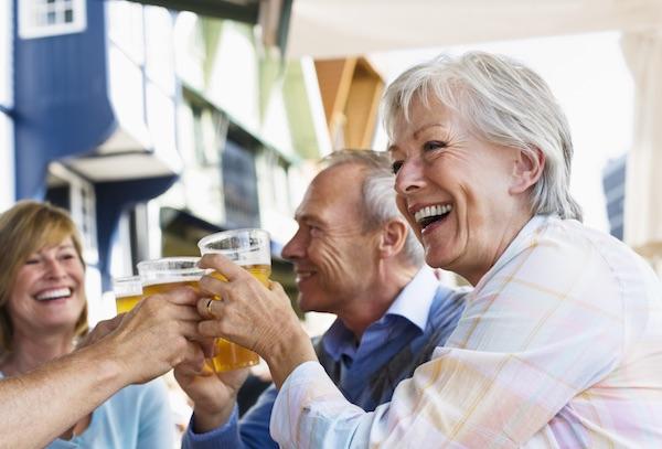 Zdravica i u starijoj dobi (Fotografija Pragma)