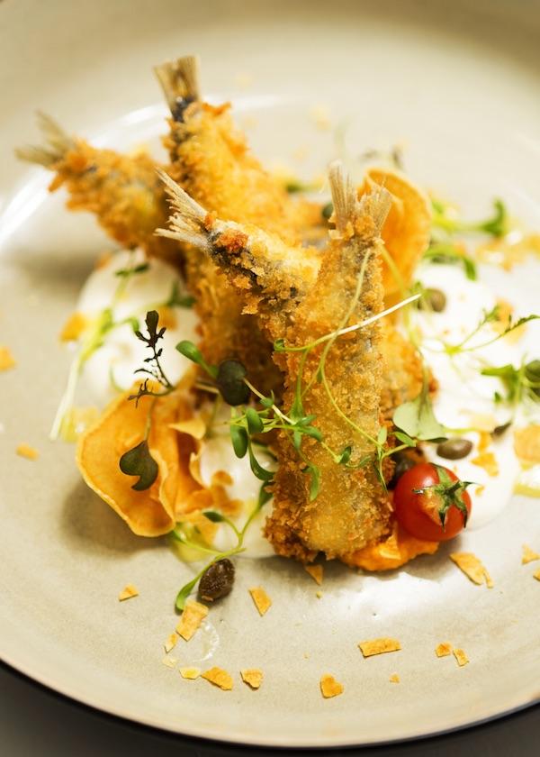 Batat s piletinom na svakidašnji način (Fotografija Božica Brkan / Oblizeki)
