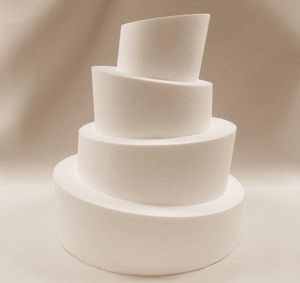 Kosa torta od stiropora - koliko mogućnosti! (Fotografija Davorka Geršak / Pekarski glasnik)