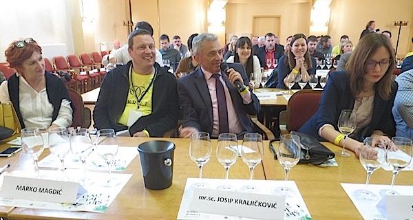 Iz stručne diskusije: J. Kraljičković iz Zagrebačke županije (Fotografija Miljenko Brezak / Oblizeki)