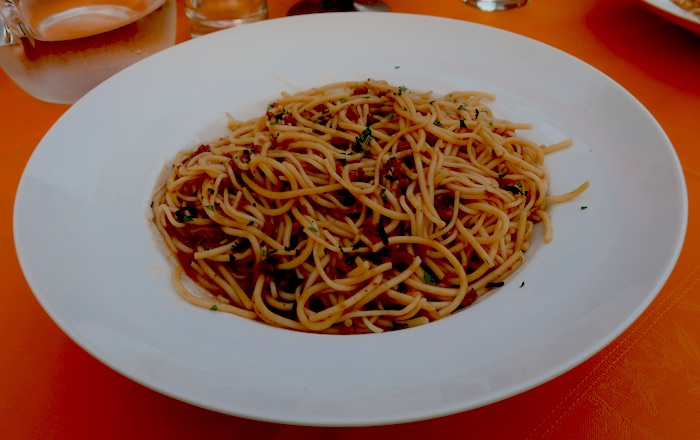 Spaghetti bolognese kao nacionalno hrvatsko jelo!? (Fotografija Božica Brkan / Oblizeki)