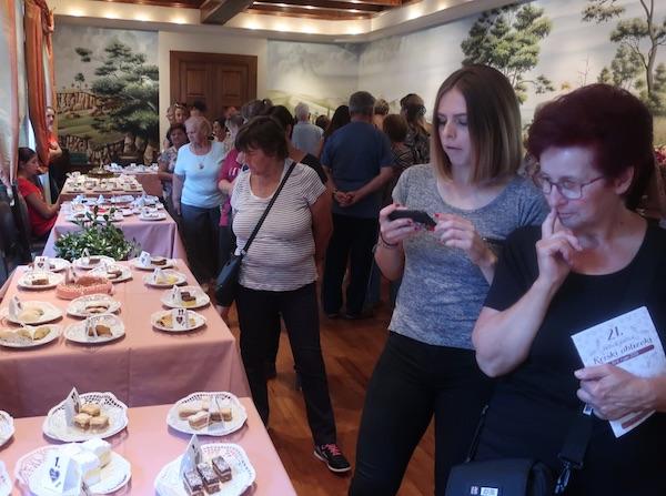 Izložba slastica uvijek odlično posjećena (Fotografija Miljenko Brezak / Oblizeki)