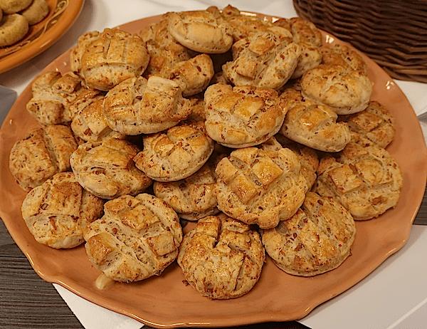 Pogačice od čvaraka (Fotografija Božica Brkan / Oblizeki)